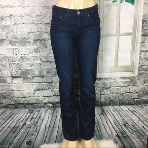 Lucky Brand Sofia Sweet' N Straight Jeans 10/30